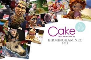 Cake International Show Birmingham NEC