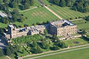Chatsworth House & Robin Hood Overnight GOLD Coach