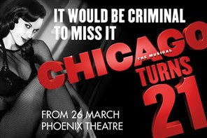 Chicago The Musical - London matinee