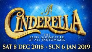 Cinderella Panto - Bristol Hippodrome matinee