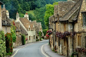 Cotswolds Scenic Tour with cream tea