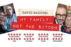 David Baddiel - Bristol Hippodrome evening