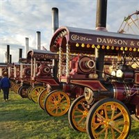Great Dorset Steam Fair - Blandford