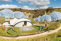 Eden Project & Lost Garden Heligan Overnight