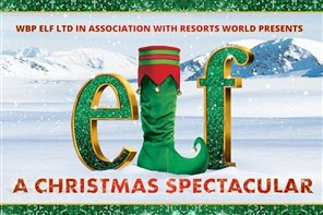 Elf -Christmas Spectacular-Birmingham