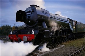 West Somerset Railway - Flying Scotsman