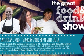 The Great Food & Drink Show, Westpoint Exeter