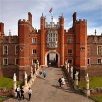 Hampton Court Palace & Gardens