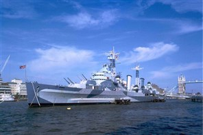 London - HMS Belfast