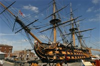Portsmouth HMS Victory and 36 Hours: Jutland Exhib