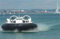 Hovercraft Portsmouth to Ryde