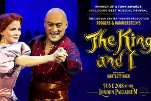 The King and I Musical - London matinee
