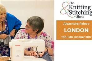 Knitting & Stitching Show - Alexandra Palace