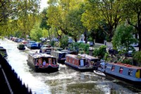 London - Little Venice Canal Cruise