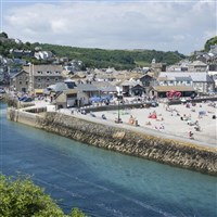 Looe or Polperro