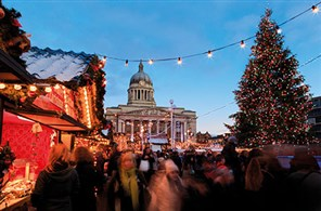 Christmas in Nottingham