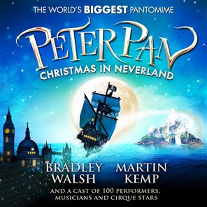 Worlds Biggest Panto Peter Pan Xmas in Neverland