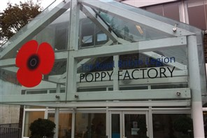 Poppy Factory Richmond