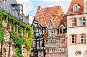 GOLD Bewitching Wernigerode in the Harz Mountains