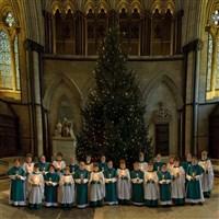 Salisbury Cathedral Carol Service