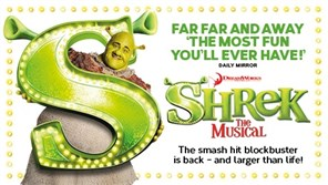 Shrek The Musical - Bristol Hippodrome matinee