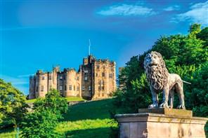 A Taste of Luxury Northumbrian Extravagance