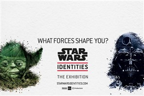 Star Wars Identities Exhibition O2 Greenwich