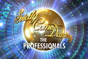 Strictly-The Professionals - Cardiff