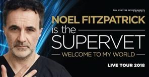 Noel Fitzpatrick Supervet - Cardiff evening