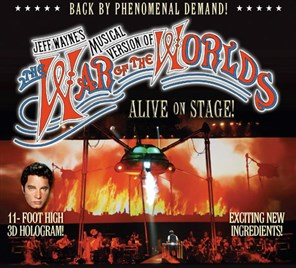 Jeff Wayne's The War of the Worlds - Cardiff
