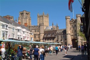 Wells, Glastonbury and Cheddar