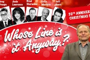 Whose Line is it Anyway at Royal Albert Hall