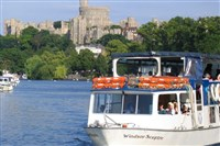 Windsor Cruise with cream tea
