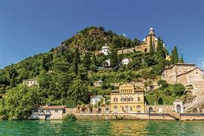 GOLD Lake Como
